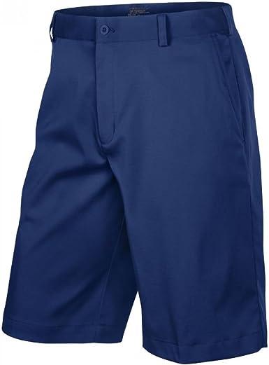 stile moderno molto carino la più grande selezione Amazon.com : Nike Mens Flat Front Tech Golf Shorts, Navy, 30 ...