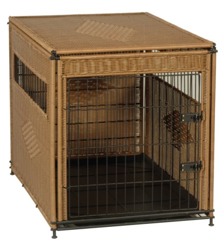 Mr. Herzher's Extra Large Pet Residence, Dark Brown