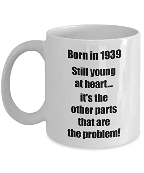 Image Unavailable Not Available For Color Happy 80th Birthday Mug 80 Year Old Gift