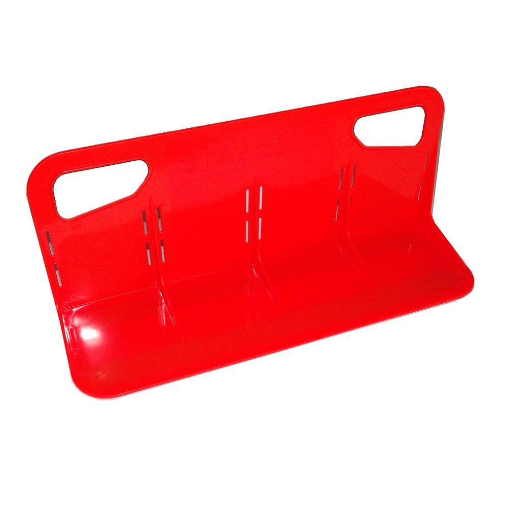 HT Blocca pacchi Bagagliaio Auto Stopper Ferma bagagli Porta oggetti in sicurezza 19x46 cm