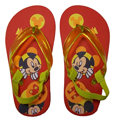 Sandales 22 27 3 Rouge Mickey D09983 Plage Disney 27 Tailles 26 1x6gBq1