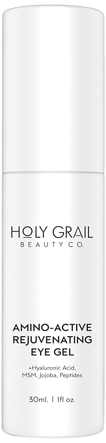 Holy Grail Beauty Anti-Aging Peptide Eye Gel Cream for Dark Circles 3