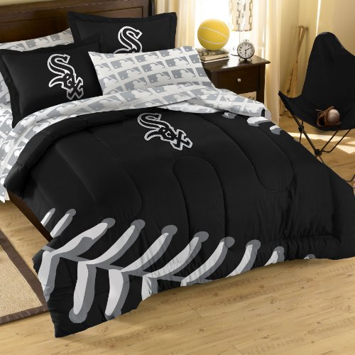 MLB Chicago White Sox Full Bedding Set