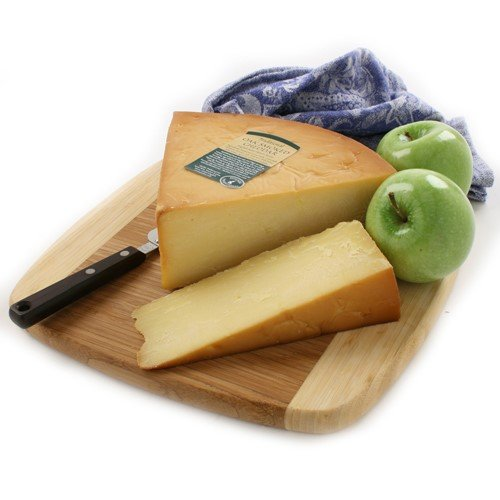 Mature Cheddar Cheese (igourmet Quicke's Oak Smoked Mature Farmhouse Cheddar (7.5 ounce))