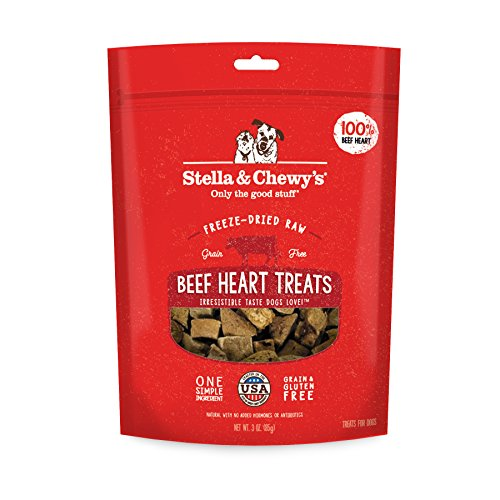 Stella & Chewy's Freeze-Dried Raw Beef Heart...