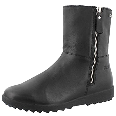 Cougar Women's Vito Boot in Black Leather | Boots