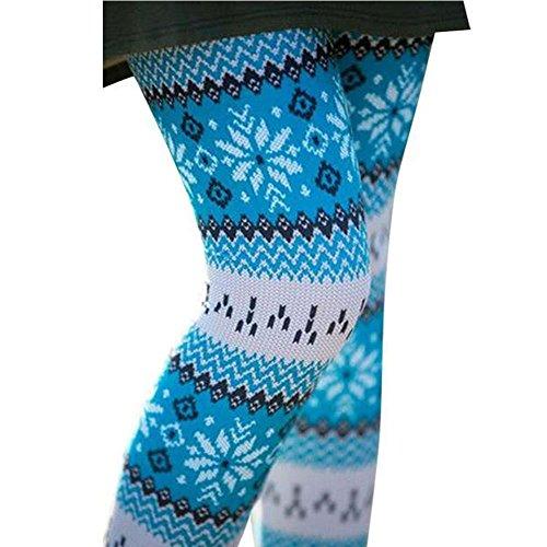 束しかしながら宇宙船wlgreatsp Women Skinny Trousers Christmas Printed High Waist Leggings Casual
