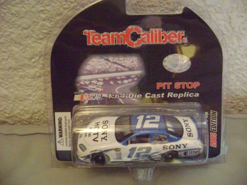 Team Caliber 05 Ryan Newman #12 Sony HDTV Dodge Charger (Ryan Charger Newman)
