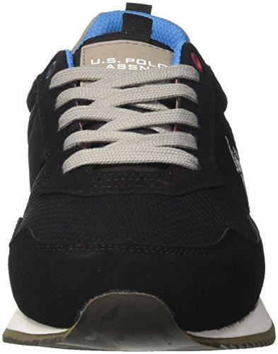 Nero S U ASSN POLO Talbot1 Sneaker Uomo USYZw