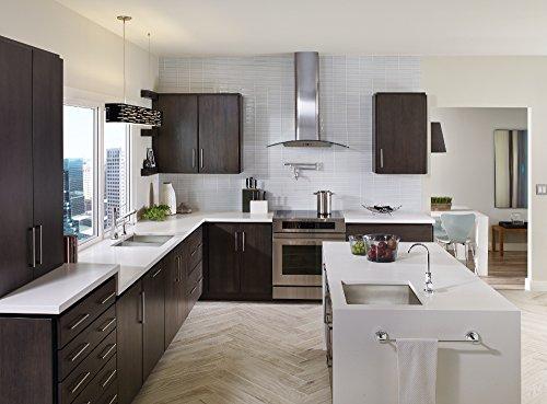 Moen s71409 tilt one handle low arc pullout kitchen faucet for Cocinas integrales inteligentes