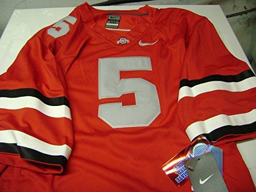 OHIO STATE BUCKEYES JERSEY MEN 3XL NEW SEWN (State Nike Jersey)