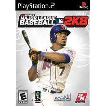 Major League Baseball 2K8 - PlayStation 2