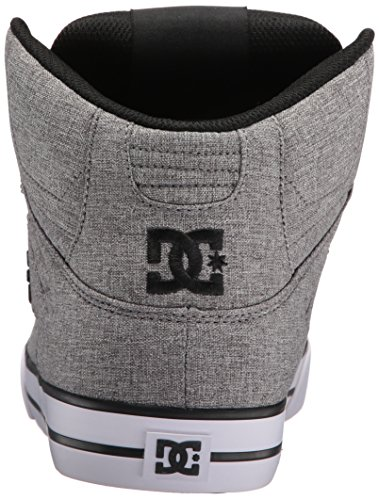 DC HI WC ADYS400004 SE TX SPARTAN Heather Black Herren Sneaker BKB Grey ffwqrU