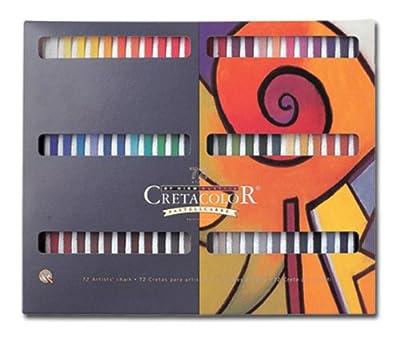 Cretacolor Fine Art Pastel Carré set of 72 - Best Price on web