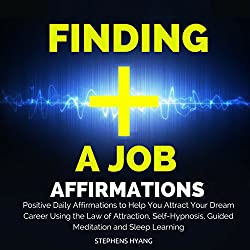 Finding a Job Affirmations