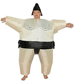 LaoZan Traje Inflable Traje de Adulto de Sumo Disfraz de ...