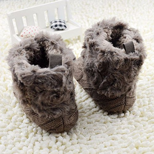 Pictures of Neyroz 100% Handmade Winter Warm First Walkers 5