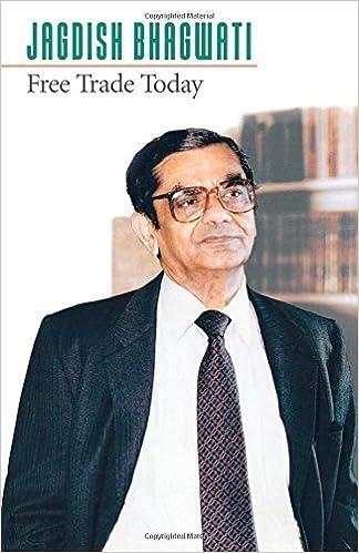 Book Free Trade Today by Jagdish N. Bhagwati (2003-10-12)