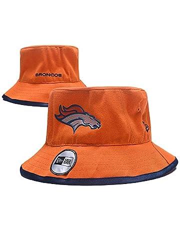 22e50748 RongJ-store Football Team Pattern Fashion Men's Training Bucket Hat  Fisherman Cap Bucket Hat (