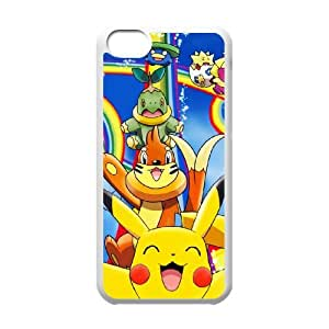 Pokemon For iPhone 5C Csae protection Case DHQ630437