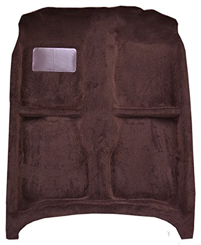 1993-1997 Geo Prizm 4 Door Cutpile Factory Fit Carpet