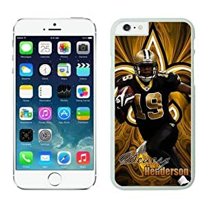 Orleans Saints Devery Henderson Case Cover For SamSung Galaxy Note 2 White NFL Case Cover For SamSung Galaxy Note 2 14361