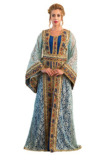 moroccan style dress - 3