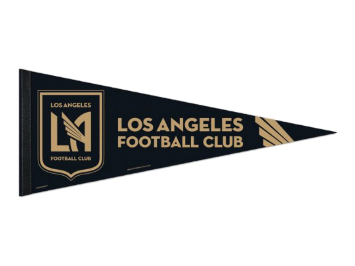 8bc47a352d7 Amazon.com   Wincraft Los Angeles FC Pennant and Banner   Sports   Outdoors