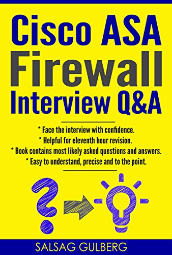 CISCO ASA Firewall Interview Q&A : Face Interview With ()