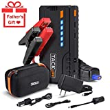 Best Battery Booster Packs - Jump Starter, TACKLIFE 600A Peak 16500mAh, 12V Auto Review