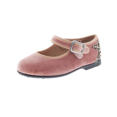 UNISA Zapatos Niña Merceditas Bailarinas Symas Rosa 30  Amazon.es  Zapatos  y complementos 27c19c207ee8f
