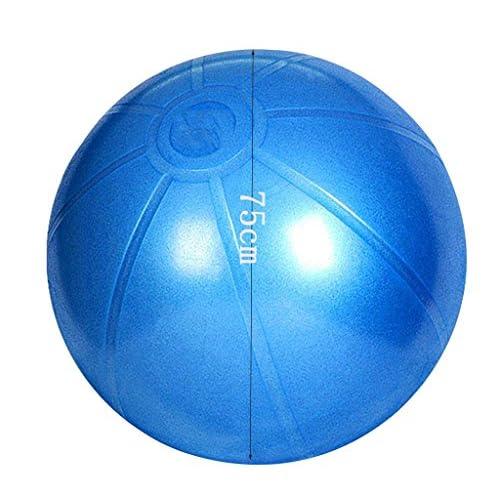 Ailin home- Balle de gymnastique Balle de yoga Prévenir l'explosion Augmenter l'épaisseur Boule de gymnastique insipide et respectueuse de l'environnement