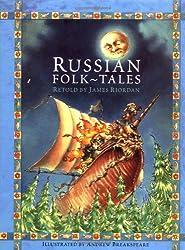 Russian Folk Tales (Oxford Myths & Legends)