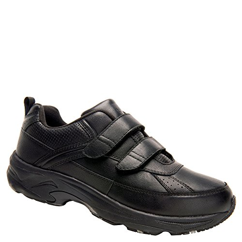 - Drew Shoe Men's Jimmy Black Running Sneakers 8 6E