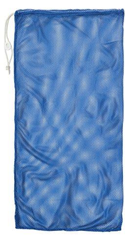 - Champion Sports Mesh Equipment Bag, Royal Blue, 24