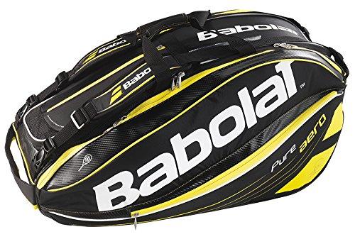 Babolat Pure Aero Racket Holder X12-Yellow ()