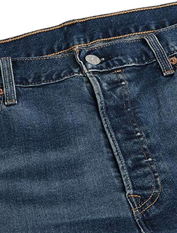 Levi's Męskie Jeans 501 Original Fit: Odzież