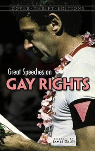 Great Speeches on Gay Rights (Dover Thrift Editions)