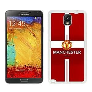 Samsung Note 3 Case,Manchester United 2 White For Samsung Note 3 Case WANGJING JINDA
