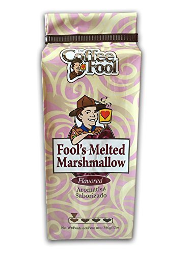 (The Coffee Fool Drip Grind, Fool's Decaf Melted Marshmallow, 12 Ounce)