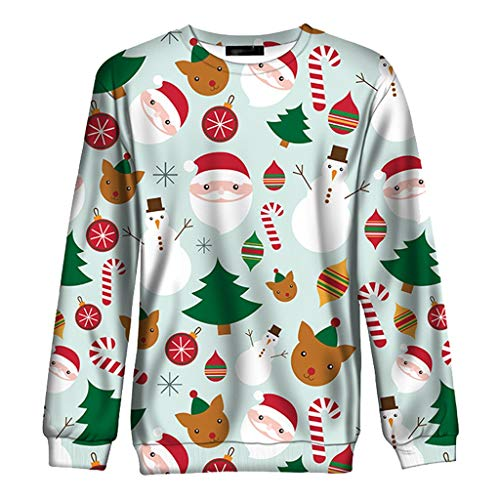 Best Deals On Iron Maiden Christmas Sweater Products
