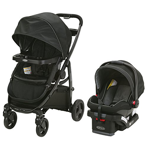 Buy Graco Modes Travel System | Includes Modes Stroller and SnugRide SnugLock 35 Infant Car Seat, Da...