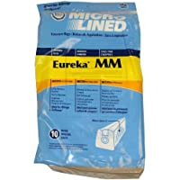 DVC Home Care Products Eureka Mighty Mite Micro Lined Paper Vacuum Bag, 10-Pack