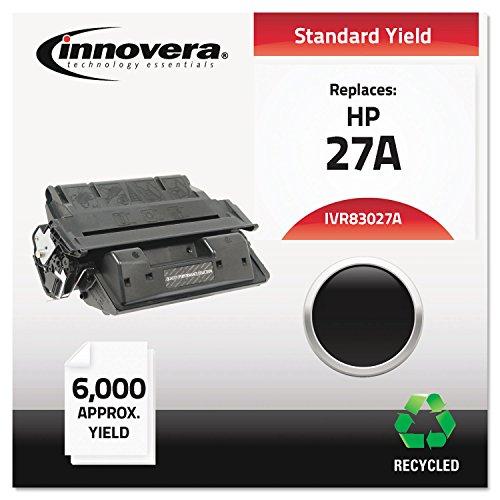 Laserjet 4050 Series - INNOVERA 83027A Toner cartridge for hp laserjet 4000, 4050 series, black, remanufactured