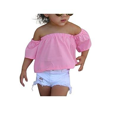 d4cb4118e793 sunnymi for 1-6 Years Old Baby Girls 1 Set Fashion Cute Newborn ...