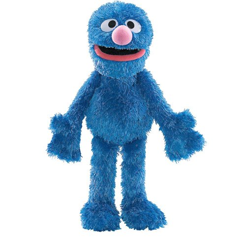 Gund Sesame Street Grover Stuffed Animal (Sesame Street Stuffed Animals)