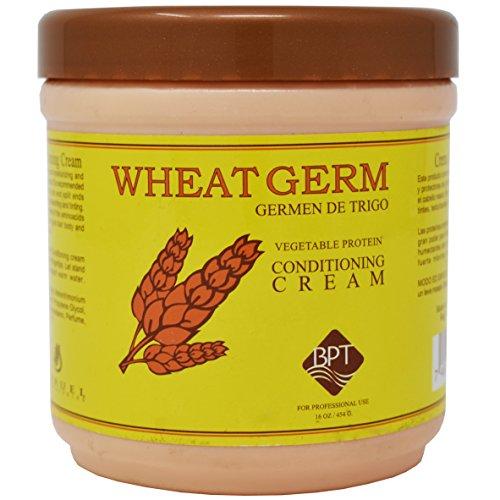 - BPT Wheat Germ Vegetable Protein Conditioning Cream 16oz