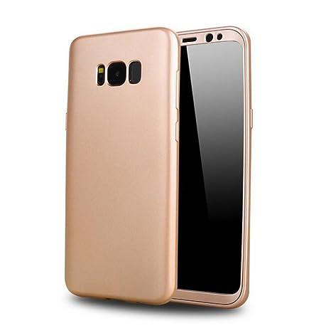 SYSI Funda Samsung Galaxy S8, Carcasa Samsung Galaxy S8 ...
