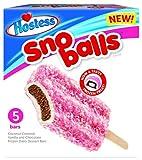 Hostess Sno Balls Frozen Bar, 2.5 oz. (45 count)