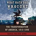What Hath God Wrought: The Transformation of America, 1815 - 1848 Hörbuch von Daniel Walker Howe Gesprochen von: Patrick Cullen